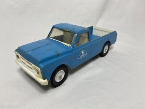 VINTAGE ERTL GMC PICKUP 1967 BLUE PRINT REPLICA TRUCK
