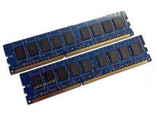 Dell PowerEdge 800 830 840 850 860 Memory 2GB (2 x 1GB) RAM ECC