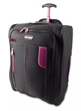 Cabin Bag Trolly with Wheels Hand Luggage Flight Bags Suit Case for Easyjet, Jet