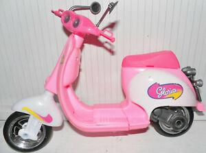 Toller Barbie Motorroller von Gloria*wie neu