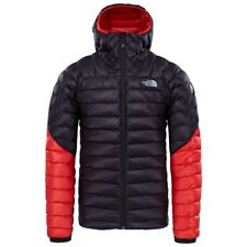 NWT Mens The North Face Summit L3 Down Hoodie Jacket Large TNF Black 800 Fill