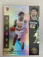 2019-20 Panini Illusions Cam Reddish Rookie Card RC #193 DUKE ATL HAWKS