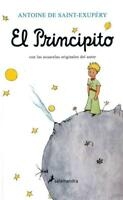 EL PRINCIPITO/ THE LITTLE PRINCE - SAINT-EXUPERY, ANTOINE DE - NEW PAPERBACK BOO
