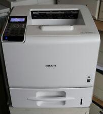 Ricoh Aficio SP 5210DN Laserdrucker s/w gebraucht  Zä. 575956 S. SIEHE BILDER