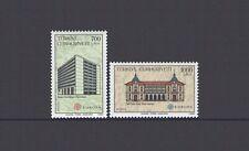 TURKEY, EUROPA CEPT 1990, POST OFFICE BUILDINGS, MNH