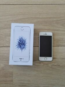 Apple iPhone SE - 128GB - Silver (Unlocked) A1723 (CDMA + GSM)