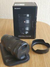 Sony FE 24-70mm F/2.8 GM Lens for Sony E Mount