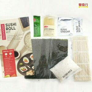 Japanese Sushi Kit DIY Cooking Set (2 Servings) 🍣 Ingredient Included