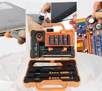 (EU) 45 in 1 JAKEMY Precision Screw Set Kit Driver Repairing Tools for iPhone