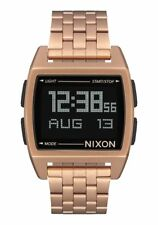 Nixon Base Watch All Rose Gold NEW in box