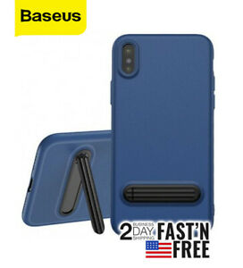 Baseus Case With Kickstand For iPhone X