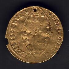 Italy - Venice. (1789-97) Gold Zecchino.. Lodovico Manin..  Fine