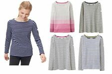 Joules Cotton Striped Other Women's Tops