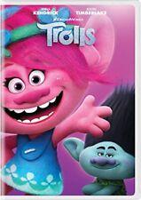 Trolls (DVD, 2016) Brand New