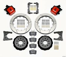 "2005-2013 Ford Mustang Wilwood Combination Rear Parking Brake Kit,12.88"" Rotors"