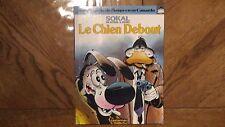 BD Vintage « L'Inspecteur Canardo – Le Chien Debout » 1981 Très Bon Etat.
