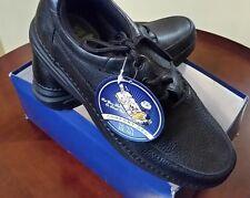Men's Nunn Bush Black Leather Shoes