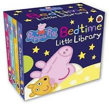 Peppa Pig: Bedtime Little Library by Ladybird (Board book, 2016)