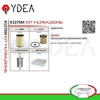 Kit Filtrazione Smart City Coupè City Cabrio Fortwo (450) 800 CDI - Ydea K127SM