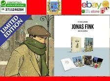JONAS FINK L'INTEGRALE EDIZIONE NUMERATA Limitata Fumetto Art Giardino 🤩🤩