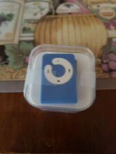 2 MP 3 player Brand New Blue color