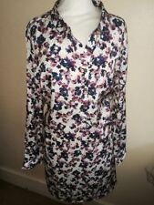 Joules Thigh-Length Tunic Floral Dresses for Women
