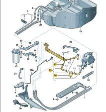 Original Kraftstoffrohr Audi Seat Skoda Volkswagen 03G130308N Neu
