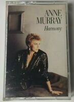 Anne Murray Harmony Audio Cassette (1987 Capitol Records)