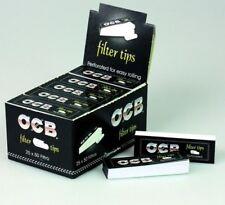 500 OCB ROACH CARD MATERAIL FILTER TIPS 10 PACK