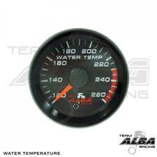 Can Am Commander Maverick X3    Water Temperature Gauge and Adapter  Alba Racing