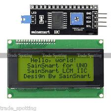 SainSmart IIC/I2C/TWI LCD 2004 Module For Arduino Mega2560 Uno R3 Raspberry Pi