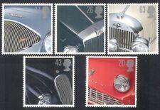 GB 1996 Classic Cars/Motors/Transport/Jaguar/Triumph/Morgan 5v set (n38993)