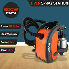 HVLP Paint Spray Gun Station 0.8HP DIY Electric Spray Gun Air Tool 1.8mm Nozzle
