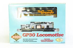 MINT Proto 2000 D&RGW GP30 #3001 Rio Grande + Details West Super-Detailing Kit