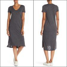 Madewell Women's Size L Scoop Neck Midi Dress Style H6842