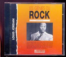 "CD Atlas / Les Génies du Rock 46 : Louis JORDAN ""Jump Blues"""