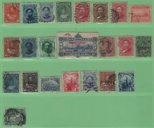 $US/Hawaii used stamp collection, nice cancels mix. cond.
