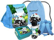 Kindergartenrucksack CHiCO POLIZEI mit Name Motiv Rucksack Kinderrucksack