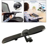 Computer Arm Rest Mouse Pad Mat Armrest Wrist Rest Platform Tray for Gaming