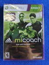 Mi Coach by adidas Xbox 360 Video Game *NEW* Sealed