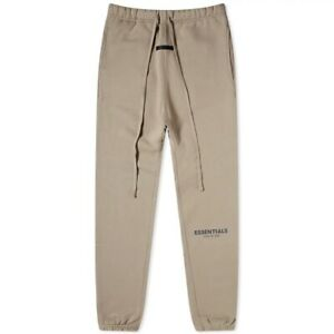 BRAND NEW DSWT SS21 Fear of God ESSENTIALS Sweat Pant Bottoms MOSS XS EX Small