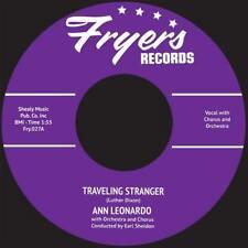 """Ann Leonardo / The Bill Johnson Quintet - Traveling Stranger 7"""""""