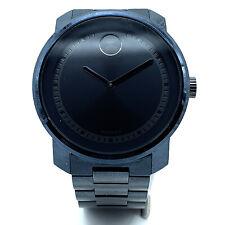 Movado BOLD Black Ceramic Men's Watch - 0607047