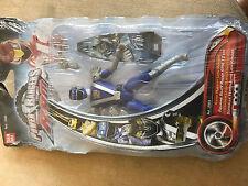figurine power rangers lion bleu skate RPM de BANDAI ref 31013 12cm NEUF