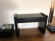 Bang & Olufsen Black Custom Cabinet Beogram Stereo Stand with Drawer