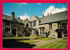 Unposted National Trust card. Cotehele House, near Callington, Cornwall