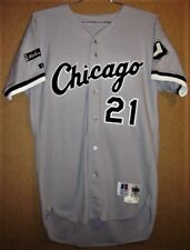 CHICAGO WHITE SOX JOE NOSSEK 1997 ROAD MLB JERSEY 2f8898aab