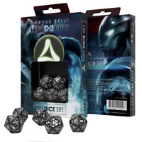 Brand New - Tohaa D20 Dice Set - Infinity Wargame Corvus Belli Tabletop