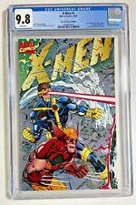 X-Men #1 CGC 9.8 NM/M white Special Collectors Edition 1991 Marvel comics