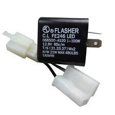 Relè lampeggiatore 12 Volt per LED lampeggiatore moto